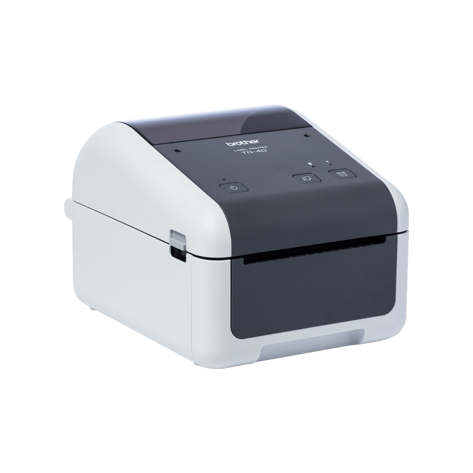 TD-4420DN Professionele desktop labelprinter met bekabelde netwerkverbinding 3