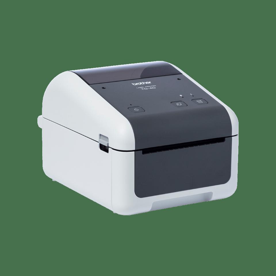 TD-4420DN högkvalitativ, nätverksklar etikettskrivare för skrivbordet 3