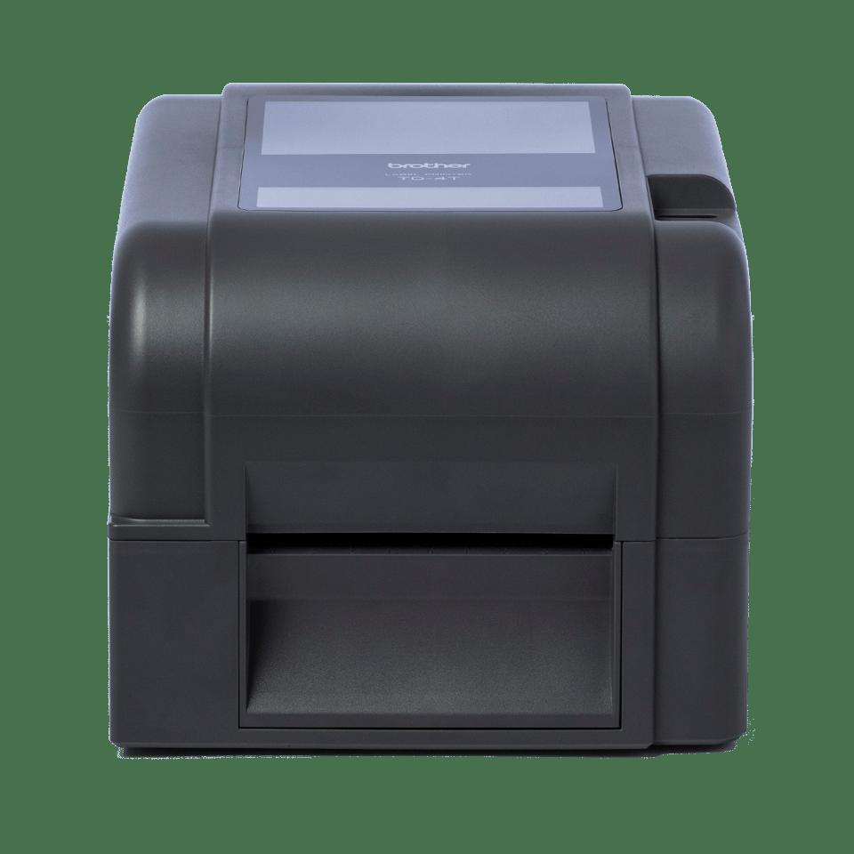 TD4520TN label printer front view