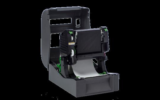 Brother TD-4420TN terminio perdavimo stalinis etikečių spausdintuvas 4