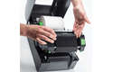TD-4420TN Thermal Transfer Desktop Label Printer 5