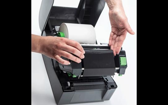 Brother TD-4420TN termotransferová stolní tiskárna štítků 5