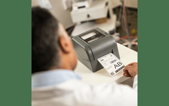 TD-4420TN - professionel labelprinter 7
