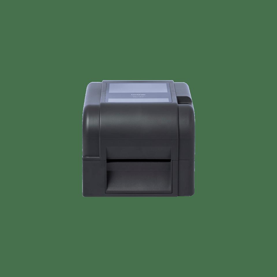 TD-4420TN label printer front view