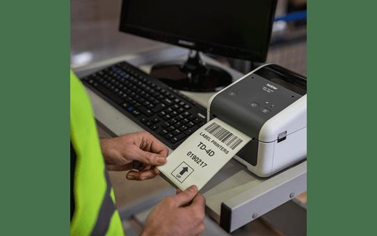 TD-4520DN direct thermische labelprinter 4 inch 5
