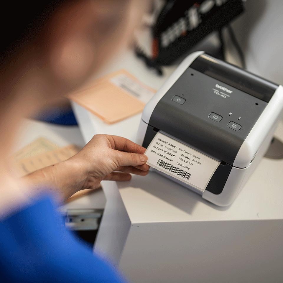 TD-4520DN - Imprimante d'étiquettes professionnelle 6