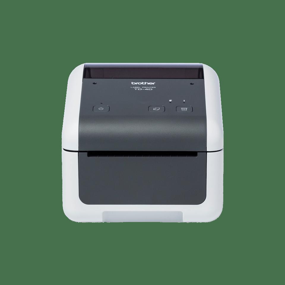 Brother TD-4520DN namizni tiskalnik nalepk spredaj