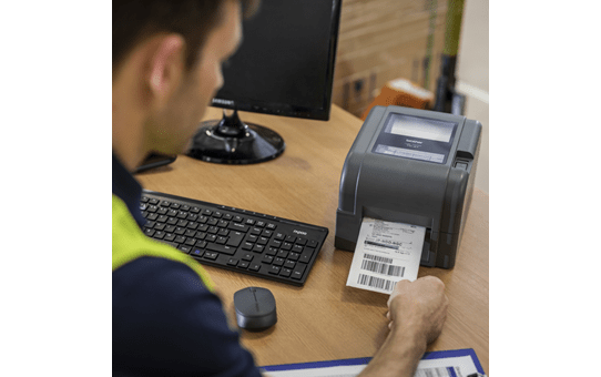 TD-4520TN - professionel labelprinter 6