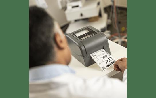 TD-4520TN imprimante d'étiquettes professionnelle 4 pouces - transfert thermique + LAN 7