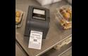 Brother TD4520TN skrivebords etikettskriver med termisk overføringsteknologi og høy oppløsning 8