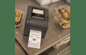 Brother TD-4520TN Thermal Transfer Desktop Label Printer 8