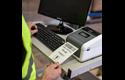 TD-4550DNWB imprimante d'étiquettes de bureau 4 pouces - thermique directe 7