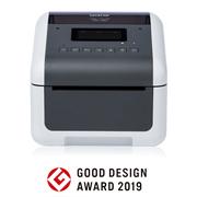 Brother TD-4550DNWB brezžični, Bluetooth namizni tiskalnik nalepk spredaj