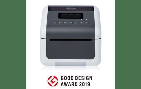TD-4550DNWB wysokiej jakości nabiurkowa drukarka etykiet