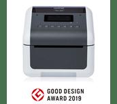 TD-4550DNWB imprimante d'étiquettes thermique directe 4 pouces