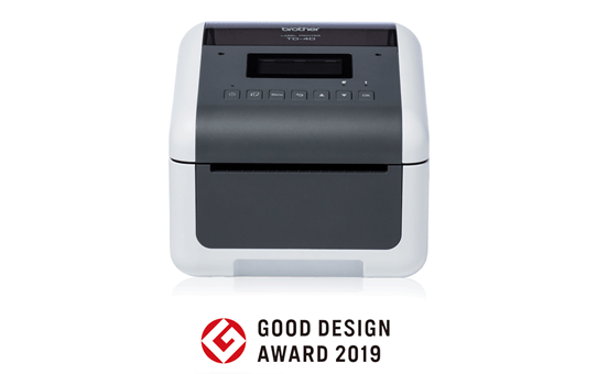TD-4550DNWB imprimante d'étiquettes de bureau 4 pouces - thermique directe