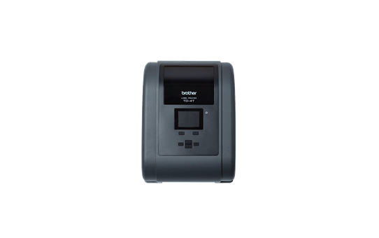 TD-4650TNWBR Professionele thermo-transfer labelprinter met bekabelde/draadloze netwerkverbinding en Bluetooth 5