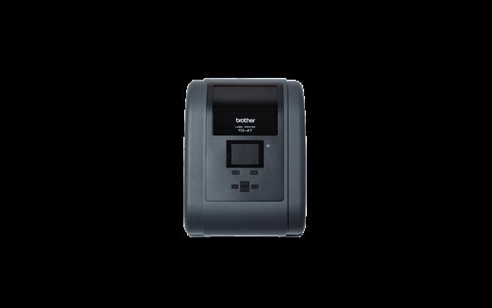 TD-4650TNWBR 4 inch professionele labelprinter – thermische overdracht + WiFi + LAN + Bluetooth + RFID 5