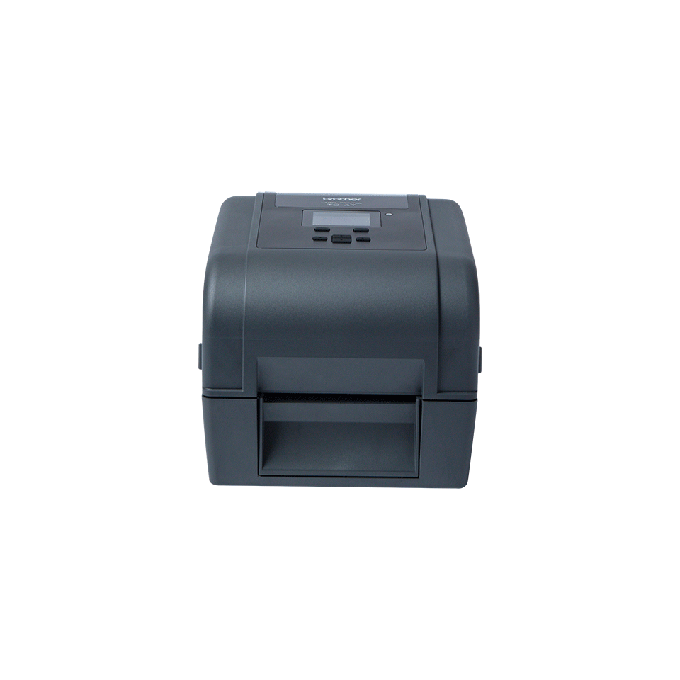 Tiskárna štítků TD4750TNWB z přední strany bez pozadí