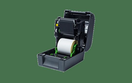 TD-4750TNWB imprimante d'étiquettes professionnelle 4 pouces - transfert thermique + WiFi + LAN + Bluetooth 4