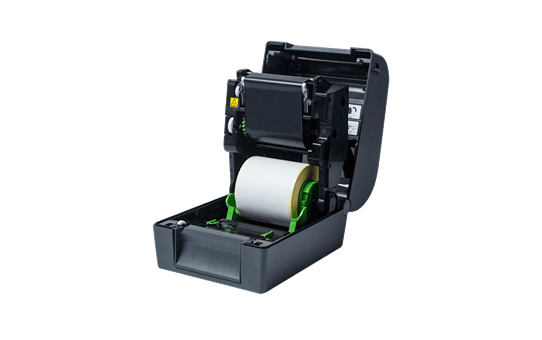 TD-4750TNWB 4 inch professionele labelprinter – thermische overdracht + WiFi + LAN + Bluetooth 4
