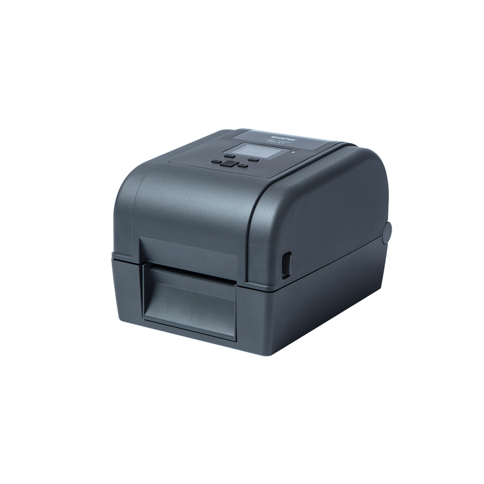 TD-4750TNWB Professionele thermo-transfer labelprinter met bekabelde/draadloze netwerkverbinding en Bluetooth 2