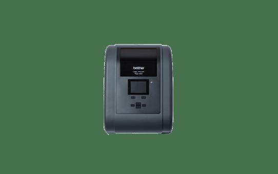 TD-4750TNWB imprimante d'étiquettes professionnelle 4 pouces - transfert thermique + WiFi + LAN + Bluetooth 5