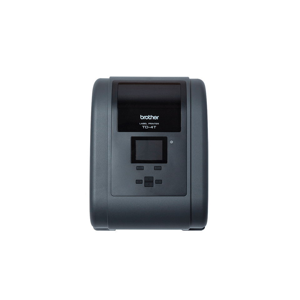 Brother TD-4750TNWB Desktop Label Printer 5