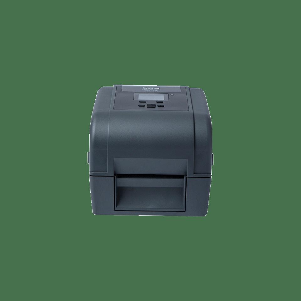 Етикетен принтер TD4750TNWBR снимка отпред, без фон