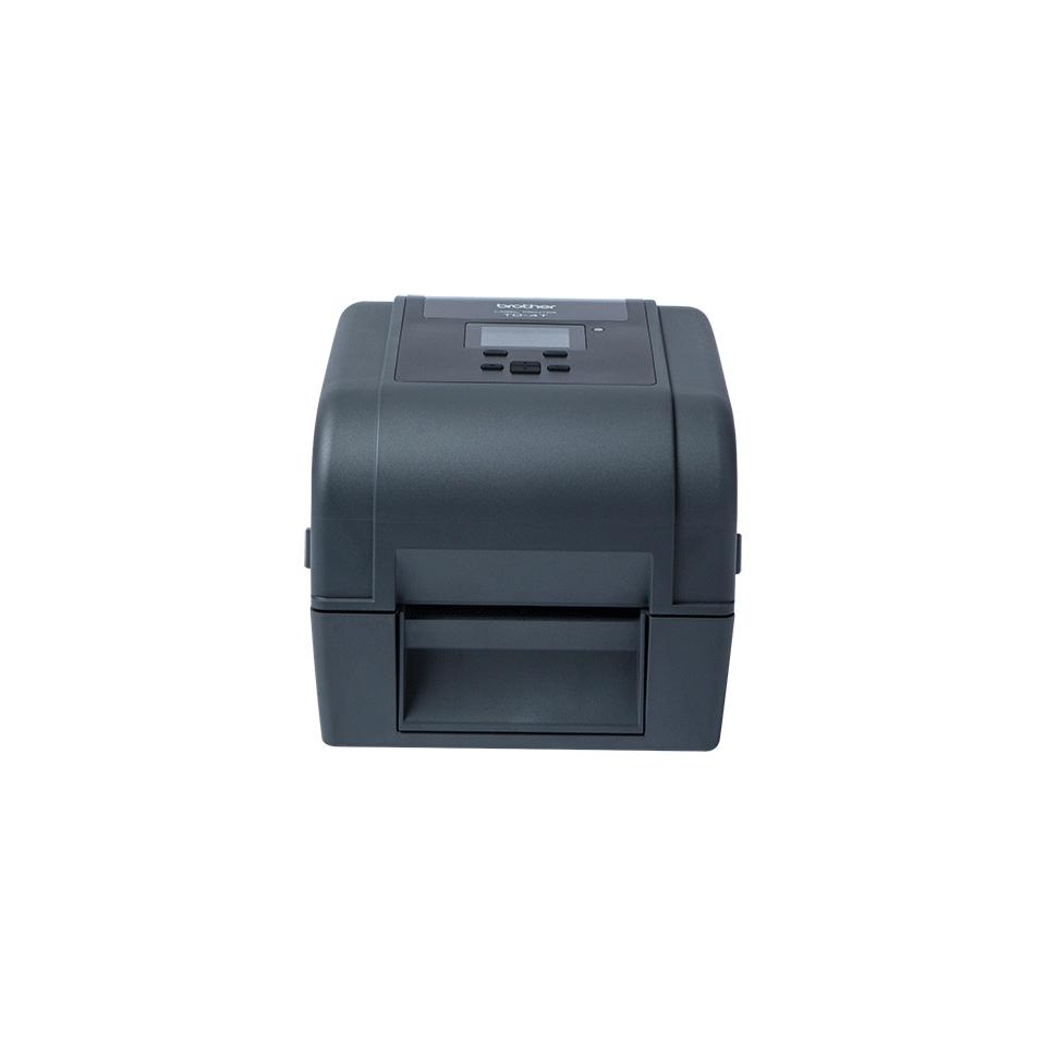 Tiskárna štítků TD4750TNWBR z přední strany bez pozadí