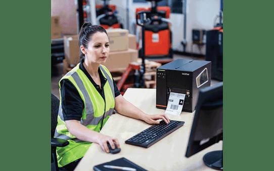TJ-4021TN Industrial label printer 5