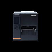Przemysłowa drukarka etykiet Brother TJ4021TN na przezroczystym tłe - front