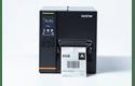 TJ-4021TN Industriële thermo-transfer labelprinter 4