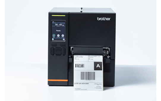 Brother TJ-4021TN Industrial Label Printer 4