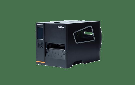 TJ-4021TN Imprimante industrielle d'étiquettes à transfert thermique 3