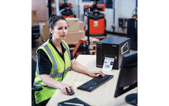 TJ-4120TN Industrial label printer 6