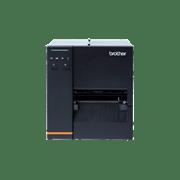 Przemysłowa drukarka etykiet Brother TJ4120TN na przezroczystym tłe - front