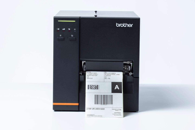 TJ-4120TN - industriel labelprinter 4