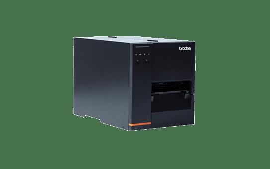 TJ-4120TN Imprimante industrielle d'étiquettes à transfert thermique 2
