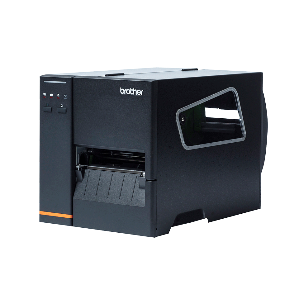 TJ-4120TN Industriële thermo-transfer labelprinter 3