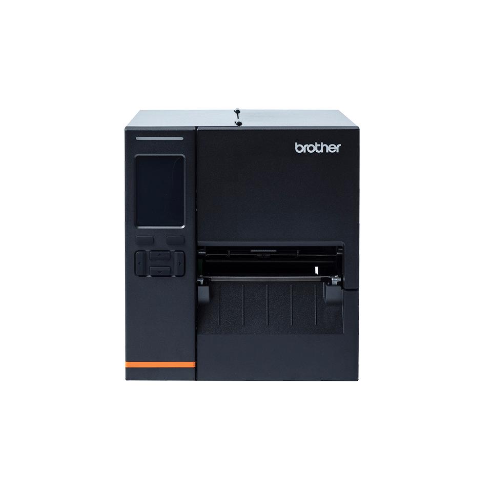 Brother TJ4121TN индустриален етикетен принтер, снимка отпред, без фон