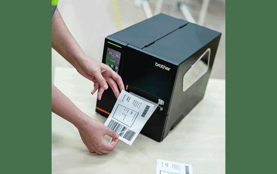 TJ-4121TN Industrial label printer 5
