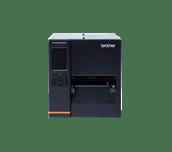 Brother TJ4121TN industrial label printer transparent background - front