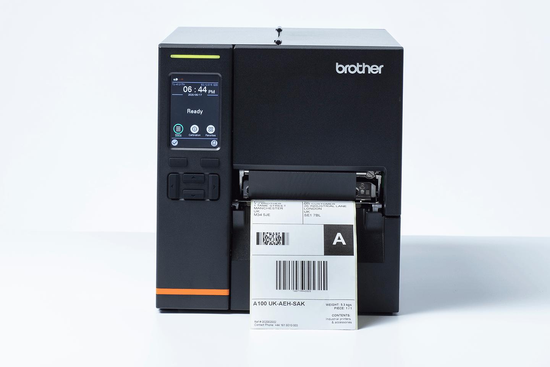 Brother TJ-4121TN industrijski tiskalnik nalepk 4