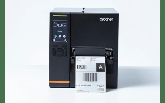 TJ-4121TN Imprimante industrielle d'étiquettes à transfert thermique 4