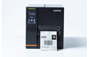 TJ-4121TN Industriële thermo-transfer labelprinter 4
