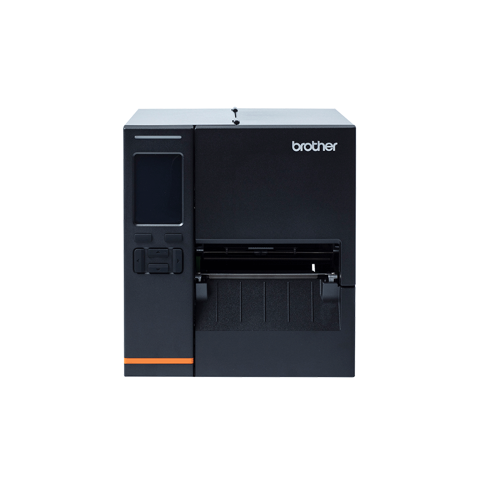 TJ-4121TN Imprimante industrielle d'étiquettes à transfert thermique