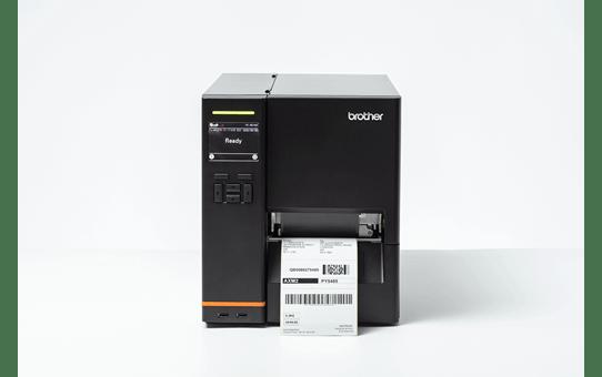 TJ-4420TN Imprimante industrielle d'étiquettes à transfert thermique 5