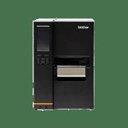Brother TJ-4422TN imprimantă industrială de etichete cu fundal transparent - față