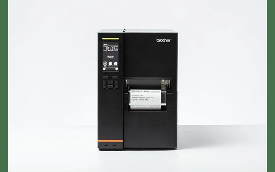 TJ-4422TN Imprimante industrielle d'étiquettes à transfert thermique 5